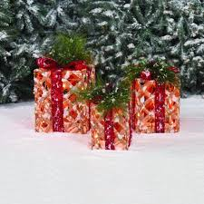 time light up gift boxes walmart
