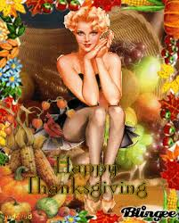 Thanksgiving Pin Up Cheeky Pin Up Thanksgiving Picture 102786268 Blingee