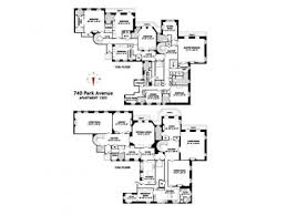 740 park avenue floor plans house of the day a pair of duplexes at swanky 740 park are on sale
