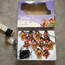 disney winnie the pooh tigger character figure lights