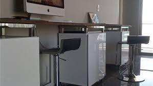 bureau customisé bureau customisé avec besta d ikea bidouilles ikea