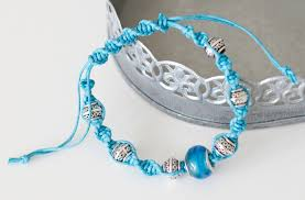 macrame bracelet with beads images How to make a macrame bracelet sewandso jpg