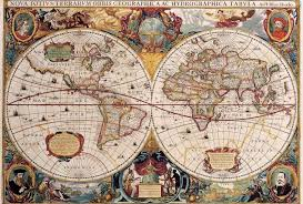 Old Map Background Other Hemisphere Map Maps World Old Grids Dual Monitor Background