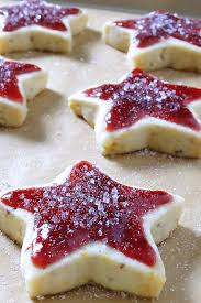 sugar plum shortbread christmas cookies wicked good kitchen