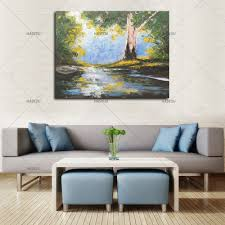 Paint For Office Online Get Cheap Wall Painted Pictures Nature Aliexpress Com