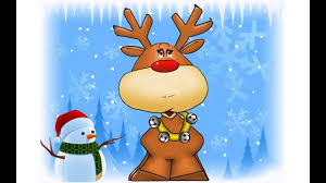 animated cards christmas cards animated rudolph