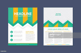 magazine layout size business flyer design template modern brochure leaflet catalog