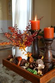 candle arrangements 13 diy fall candle centerpieces to bring warmth in shelterness
