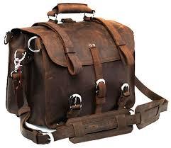 mens travel bag images Men 39 s large handmade vintage leather satchel leather briefcase jpg
