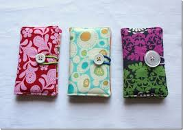 Business Card Carriers 127 Best Sewing Projects Other Than Clothes Images On Pinterest