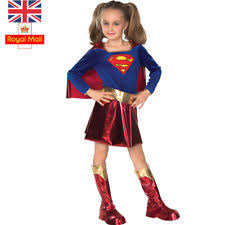 Starfire Costume Dc Super Hero Girls Deluxe Starfire Child Costume Large Ebay