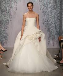 lhuillier bridal see lhuillier s fall 2016 bridal collection instyle