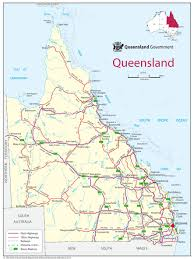 Road Map Virginia queensland road map