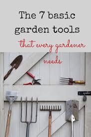 Gardening Tools by Download Basic Garden Tools Solidaria Garden