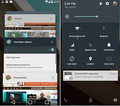 android 5 features the android 5 0 lollipop features stole from someone else