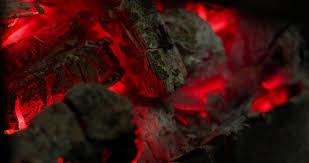 1920x1080 1080p raw video macro close up embers in the