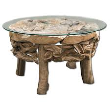 coffee table round rustic coffee table decor attractive dark wood