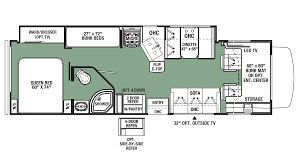 class c motorhome floor plans forest river forester new u0026 used rv sales michigan dealer
