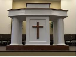 Church Benches Used Pulpit Furniture Church Pews Church Furniture For Sale Born
