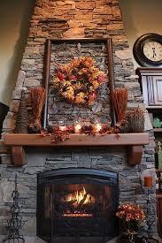 best 25 fall fireplace mantel ideas on fall fireplace