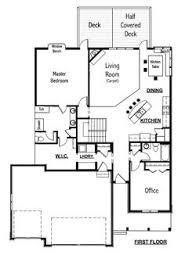 flooring guest house floor plans the deck guest house first floor plan of house plan 52553 ideas for the house