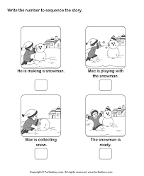 1st grade sequencing worksheets free worksheets library download