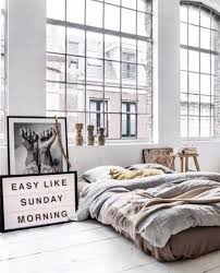 bringing new york loft style into the bedroom