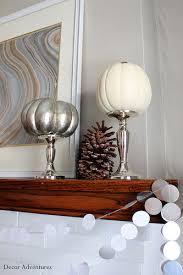 our thanksgiving mantel decorations decor adventures