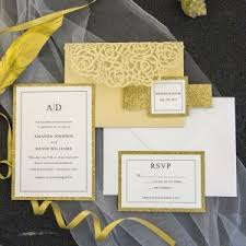 wedding invitation packages affordable wedding invitations with response cards at