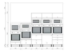 meuble cuisine dimension meuble cuisine pour four beautiful meuble cuisine colonne pour