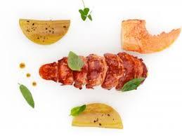 homard cuisine recette de homard bleu par arnaud lallement