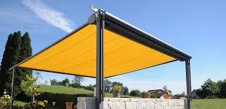 Awning System Syncra 2 Awning Frame System Rolls Shading Systems