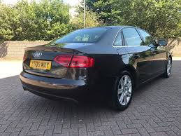 2009 superb audi a4 limousine diesel 6 speed up to 60 mpg ful