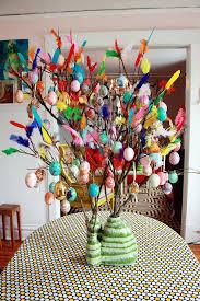 easter egg tree decorations swedish easter tree