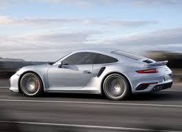 porsche 911 turbo silver expected enhancements for the 2017 porsche 911 turbo line