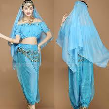 fantasia women halloween cosplay princess jasmine aladdin costume