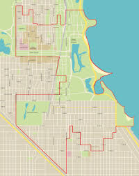 Map Of Hyde Park Chicago by Five Challenge Alderman In Fifth Ward Election