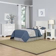 white twin bedroom set shop home styles naples white twin bedroom set at lowes com