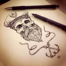 what are skull tattoos and what do they stand for mixed illustration u0026 painting inspiration beard art awesome