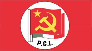 hino logo hino p c i partido comunista italiano