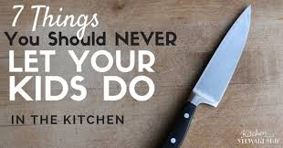 kitchen knives for children how to raise your children to be real food eaters cooks
