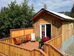 tiny house square footage tiny house with 300 square feet in homer alaska is open to visitors