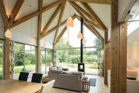 melt design hub u0027s u0027green farm u0027 combines a new build studio with