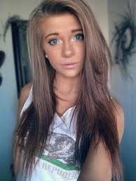 hair styles brown on botton and blond on top pictures of it blonde with black underneath hair color hairstyle for women man