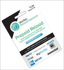 reload prepaid card vanilla reloadables frequent miler