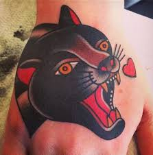 the 25 best traditional panther tattoo ideas on pinterest