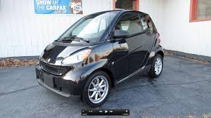 2009 smart fortwo passion coupe start up exhaust in depth review