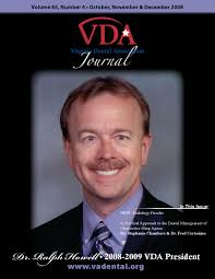 Dr Barnes Dentist Virginia Dental Journal By Virginia Dental Association Issuu