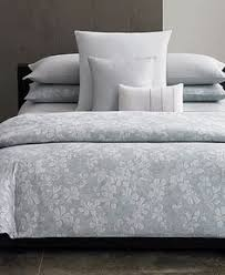 Calvin Klein Comforters Discontinued Calvin Klein Home Bamboo Flowers Bedding Bloomingdale U0027s Home