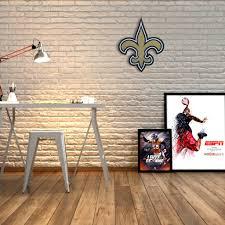 Nfl Home Decor New Orleans Saints Wall Decor Shenra Com